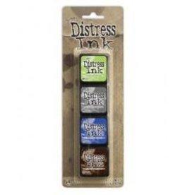 Ranger Distress Ink Mini Sets