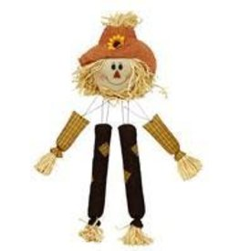 "5 Pc 31""H Scarecrow Decor Kit"