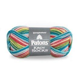 Patons Kroy Sock Meadow Stripes