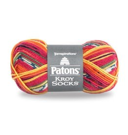 Patons Kroy Sock Mexicana Stripes