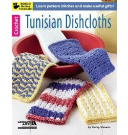 Leisure Arts Leisure Arts Booklet - Tunisian Dishcloths