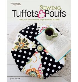 Leisure Arts Leisure Arts Booklet - Sewing Tuffets & Poufs