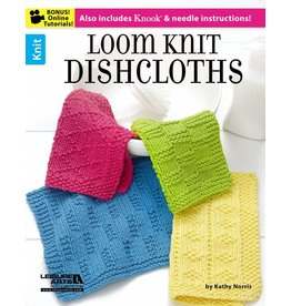 Leisure Arts Leisure Arts Booklet - Loom Knit Dishcloths