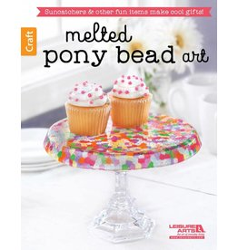 Leisure Arts Leisure Arts Booklet - Melted Pony Bead Art