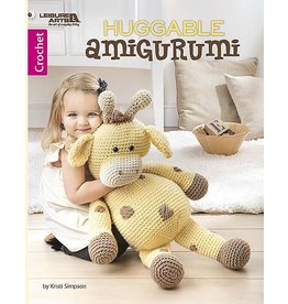 Leisure Arts Leisure Arts Booklet - Huggable Amigurumi