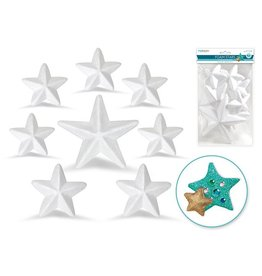 Polyfoam Star: Multi-Pack x8pc