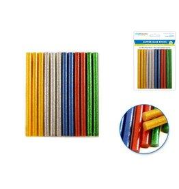 MultiCraft Glitter Glue Sticks