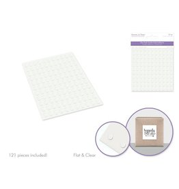 Forever in Time Scrapbook Glue Pads - double sided 0.25in