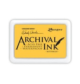 Ranger Archival Ink Pads by Ranger 1 Buttercup