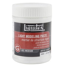 Gesso Liquitex Light Modeling Paste 8oz