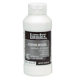 Gesso Liquitex Pouring Acrylic Fluid Medium