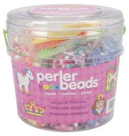 Perler Fused Bead Bucket Kit Magical Princess