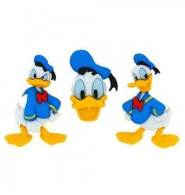 Dress It Up Disney Dress up Buttons Set 1 Disney Donald Duck
