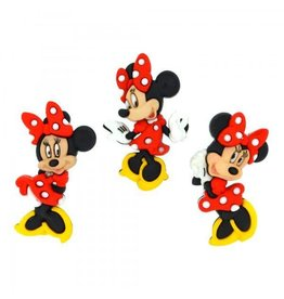 Dress It Up Disney Dress up Buttons Set 1 Disney Minnie Mouse
