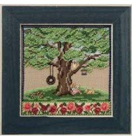 MillHill Beads Summer Oak - Cross Stitch Bead Kit