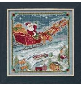 MillHill Beads To All a Goodnight - Cross Stitch Bead Kit