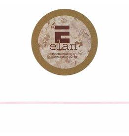 ELAN Elan Double Faced Satin Ribbon 3mm x 5m Med Brown