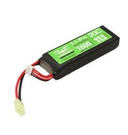Valken Valken 11.1V 1600 mAh LiPo Brick Battery