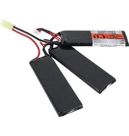 Valken Valken 11.1V 1600 mAh LiPo Split Battery