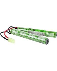 Valken 9.6v 1600 mAh Nunchuck Styled Battery