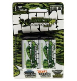 Valken Valken 9V Batteries