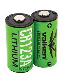 Valken CR123A Lithium Batteries