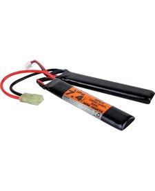 Valken 7.4V 1300 mAh LiPo Split Battery