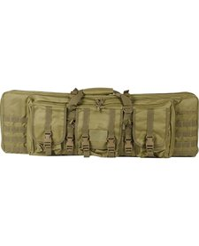 "Valken Tactical 42"" Double Gun Bag Tan"