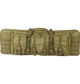 Valken VALKEN TACTICAL 42'' DOUBLE GUN BAG TAN