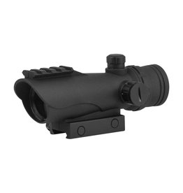 Valken Valken Tactical ACOG Red Dot Sight Black
