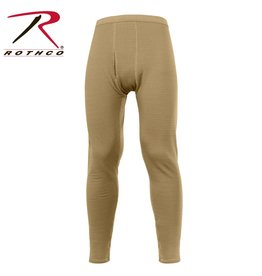 Rothco GEN III Level II Underwear Bottoms Coyote