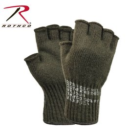 Rothco GI Wool Fingerless Glove