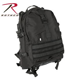 Rothco Rothco Large Transport Pack BLK