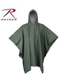 Rothco Rubber Rainwear Poncho