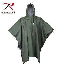 Rothco Rothco Rubber Rainwear Poncho