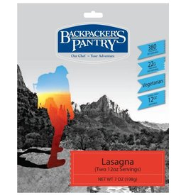 Backpacker's Pantry Backpackers Pantry Lasagna 4 Serving