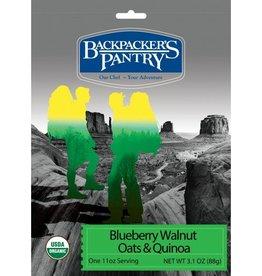 Backpacker's Pantry Backpacker's Pantry Organic Blueberry Walnut Oatmeal