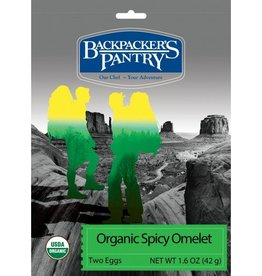 Backpacker's Pantry Backpacker's Pantry Organic Spicy Omelet