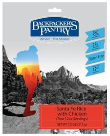 Backpacker's Pantry Santa Fe Rice w/ Chicken