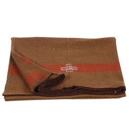 Major Surplus Mil-Spec Swiss Style Chestnut Blanket
