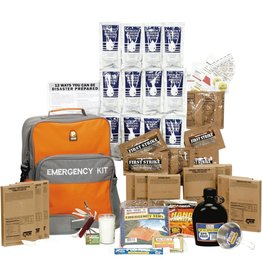 Major Surplus Prevail Deluxe One Person 72 Hour Emergency Kit