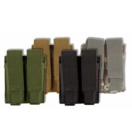Voodoo Tactical Voodoo Tactical Double Pistol Mag Pouch