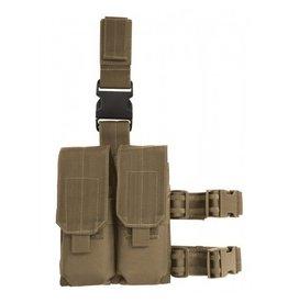Voodoo Tactical Voodoo Tactical Drop Leg Platform w/ M4 Magazine Pouches