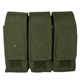 Voodoo Tactical Voodoo Tactical M4/AK47 Triple Mag Pouch
