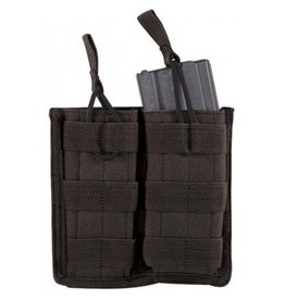 Voodoo Tactical Voodoo Tactical M4/M16 Double Mag Pouch Open Top