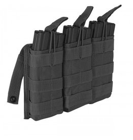 Voodoo Tactical Voodoo Tactical M4/M16 Triple Mag Pouch Open Top