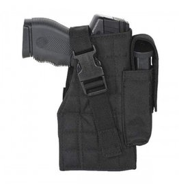 Voodoo Tactical Voodoo Tactical Tactical Holster w/ Attached Mag Pouch