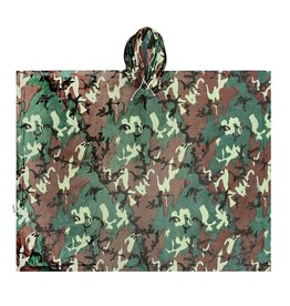 UST UST Adult All-Weather Poncho Camo