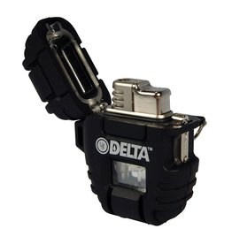 UST UST Delta Stormproof Lighter Black