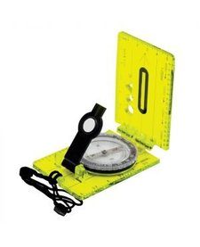 UST Hi Vis Lensatic Map Compass